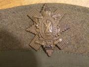 WWI Black Watch Sidecap 12yyiS