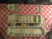 40-gun Old Glory man o' war ship Bild0435