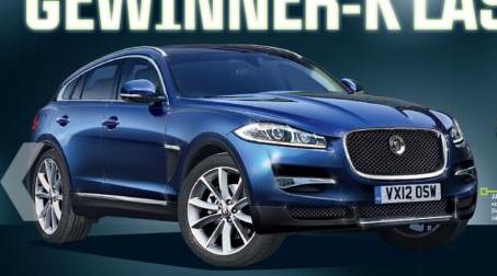 2015 - [Jaguar] F-Pace - Page 2 Jag