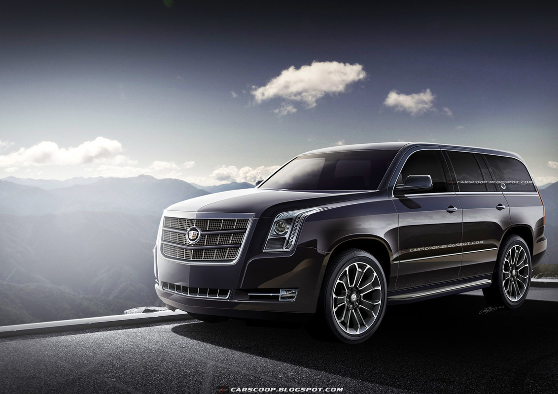 2014 - [Cadillac] Escalade 2014_Cadillac_Escalade_4
