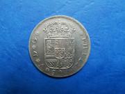 8 reales 1730. Felipe V. Sevilla. 8_RFVA