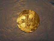 100 reales (tostão). Felipe II de Portugal/ III de España. Lisboa. P1030105