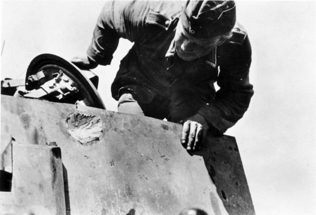 casco - Mis apuntes de WWII M40_Panzer