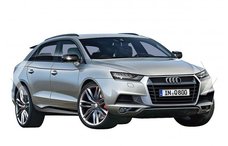 2018 - [Audi] Q8 121