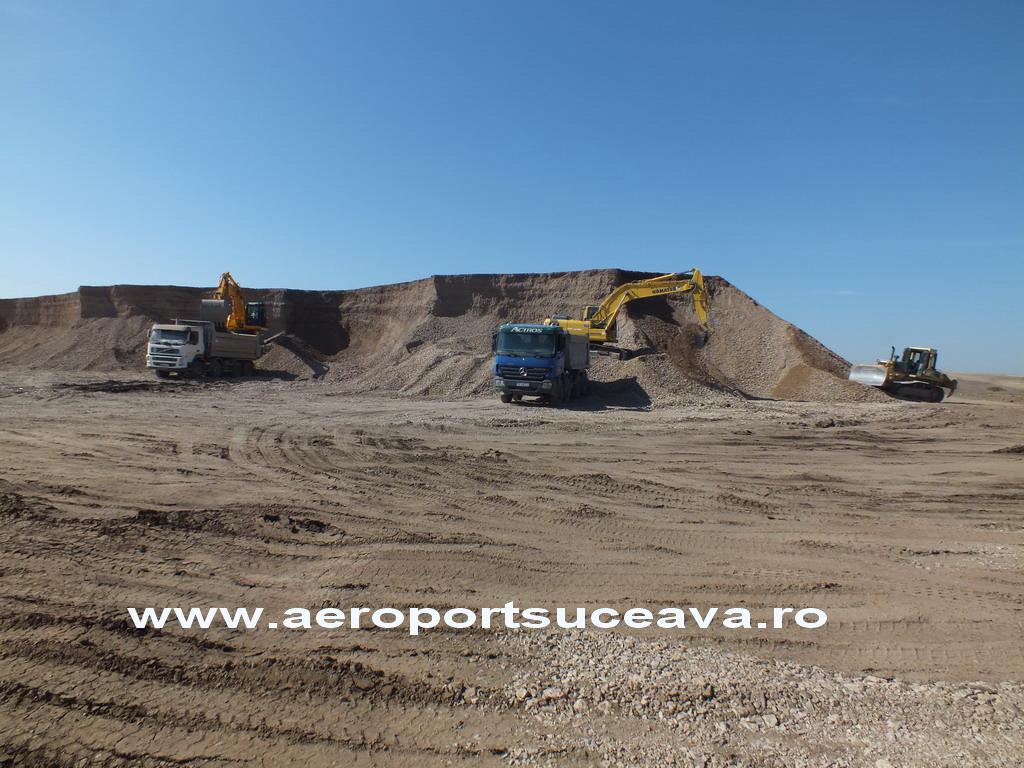 AEROPORTUL SUCEAVA (STEFAN CEL MARE) - Lucrari de modernizare - Pagina 2 DSCF8330