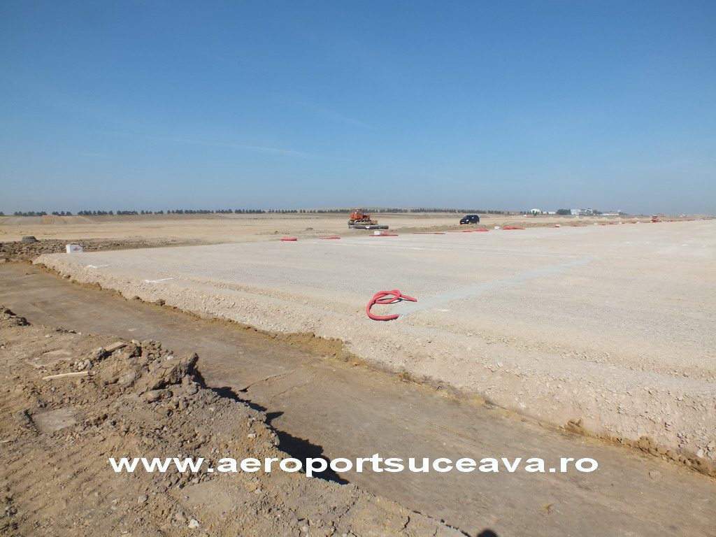 AEROPORTUL SUCEAVA (STEFAN CEL MARE) - Lucrari de modernizare - Pagina 2 DSCF8310