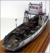 NARROW GAUGE FERRY 1/87 ARTITEC P6130038