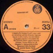 Dragoslava Gencic - Diskografija  Dunavski_hit_1982-_A