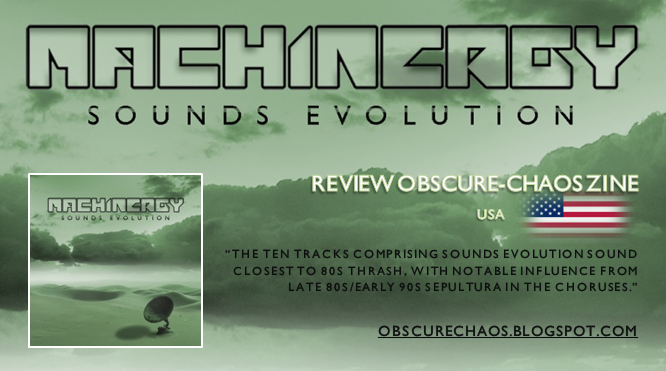 "MACHINERGY ""Sounds Evolution"" 2014 Review_Obscure_Chaos_Zine"