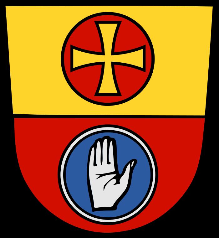 ½ Kreuzer. Hall Stadt (Schwäbisch Hall). 1712 Schwaebisch_Hall