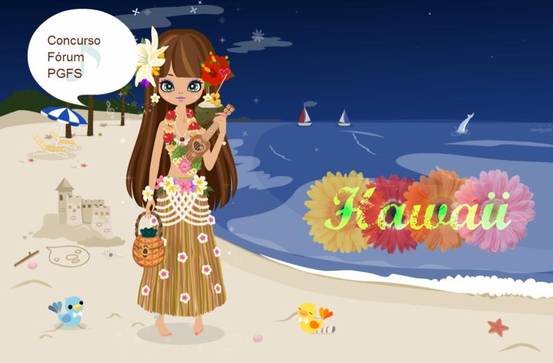.:VOTAÇÃO / POOL: Concurso de Viagens / Travelling Contest:.  Hawaii