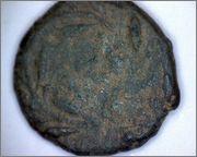 AE13 de Sición. Peloponeso. 323-251 a.C. 428_4b