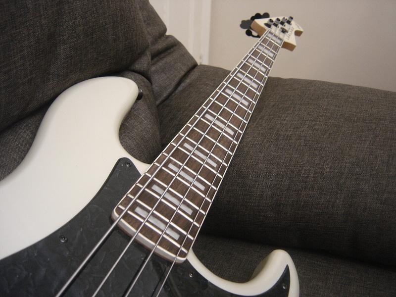 Precision Bass 4 cordas - GusVCD DSC04561