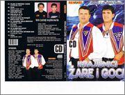 Zare i Goci - Diskografija Krajisnici_Zare_i_Goci_2007_Budem_li_se_zenio