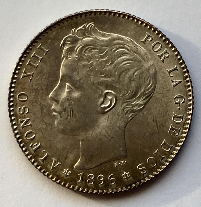 1 peseta 1896. Alfonso XIII. Keko dedit 112_AE246-4293-42_B1-_B03_F-0_D15_EB2_AED88