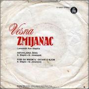 Vesna Zmijanac - Diskografija  1979_2_z