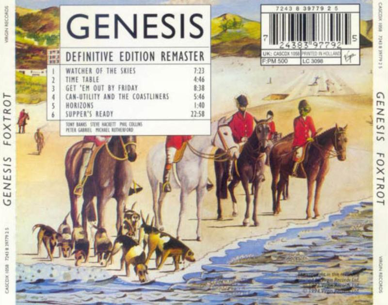 Genesis - Foxtrot (Informações gerais) Genesis_Foxtrot_Trasera