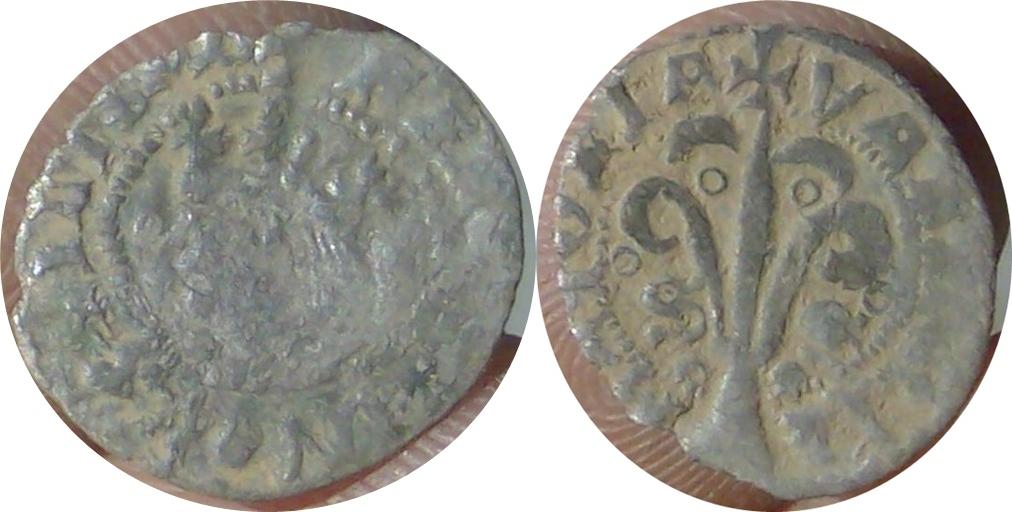 Dinero de Fernando II de Aragón (1479-1516) de Valencia 31_horz