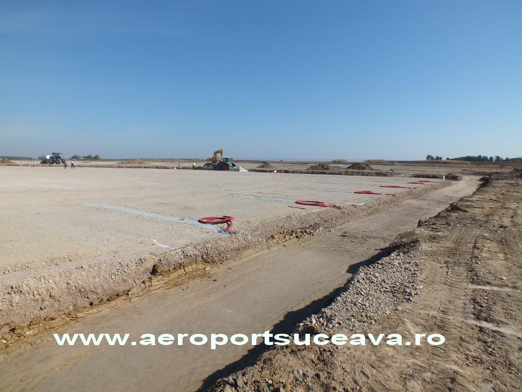 AEROPORTUL SUCEAVA (STEFAN CEL MARE) - Lucrari de modernizare - Pagina 2 DSCF8308