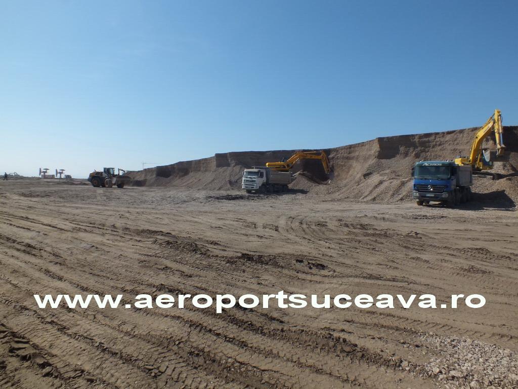 AEROPORTUL SUCEAVA (STEFAN CEL MARE) - Lucrari de modernizare - Pagina 2 DSCF8331