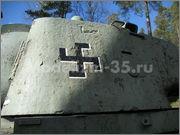 Советский тяжелый танк КВ-1, ЧКЗ, Panssarimuseo, Parola, Finland  1_072