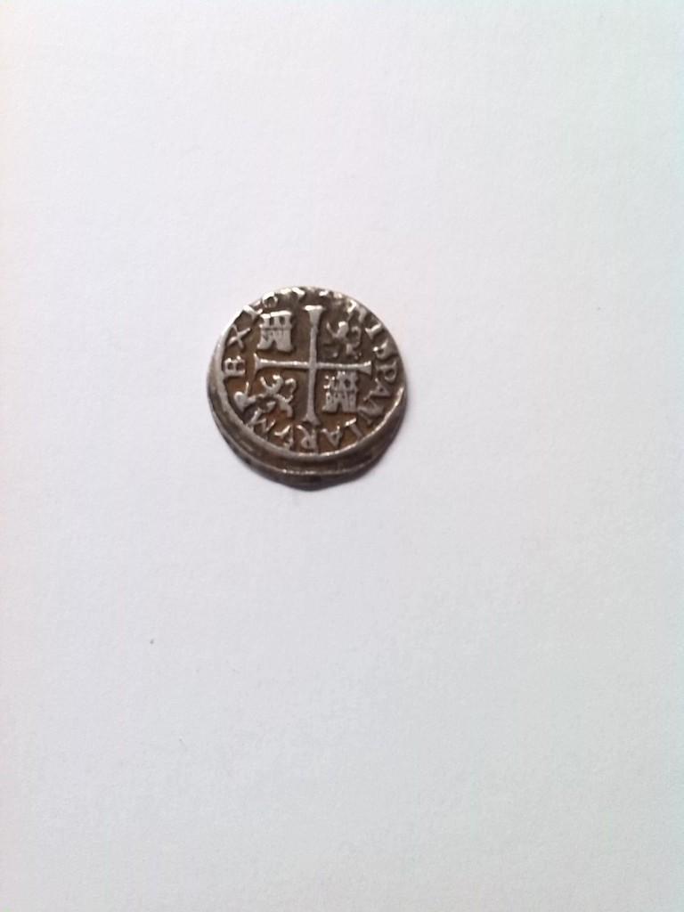 1/2 real de Felipe IV de 1627 Image