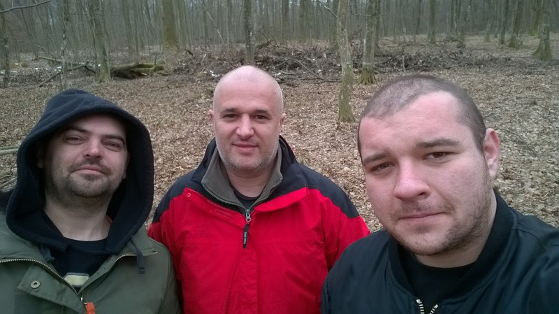 preživjeli smo bjelovarsku zimsku noć... WP_20160117_12_30_31_Selfie