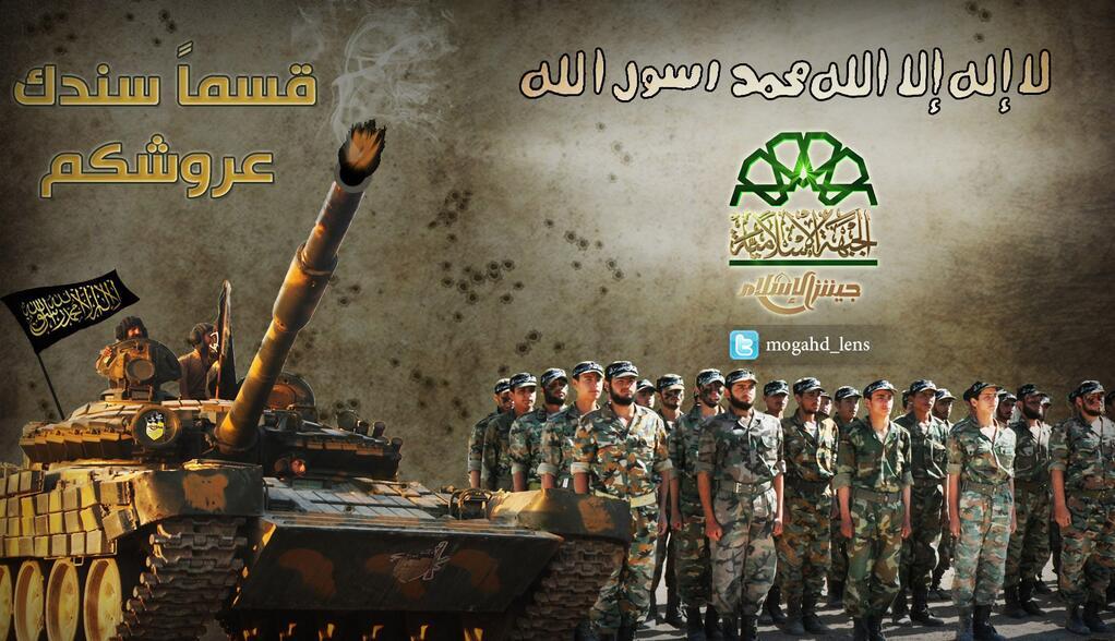 الوحش الفولاذي لدى قوات الجيش السوري .......الدبابه T-72  Blrqwy7_CAAAg_CQE_jpg_large