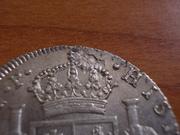 8 Reales 1.820. Fernando VII. Lima DSCN1148