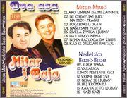Nedeljko Bajic Baja - Diskografija Baja_Mitar_CD2_zz