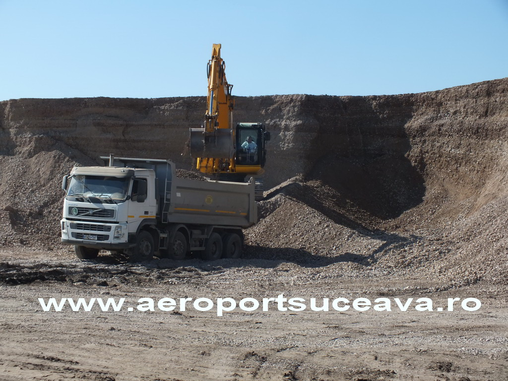 AEROPORTUL SUCEAVA (STEFAN CEL MARE) - Lucrari de modernizare - Pagina 2 DSCF8332