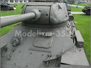 Советский средний танк Т-34-85, производства завода № 112,  Военно-исторический музей, София, Болгария 34_85_116