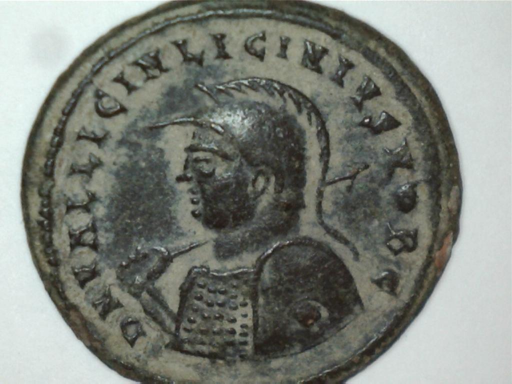 AE3 de Licinio II. IOVI CONSERVATORI. Cycico 2248