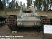 Советский тяжелый танк КВ-1, ЛКЗ, июль 1941г., Panssarimuseo, Parola, Finland  -1_-203