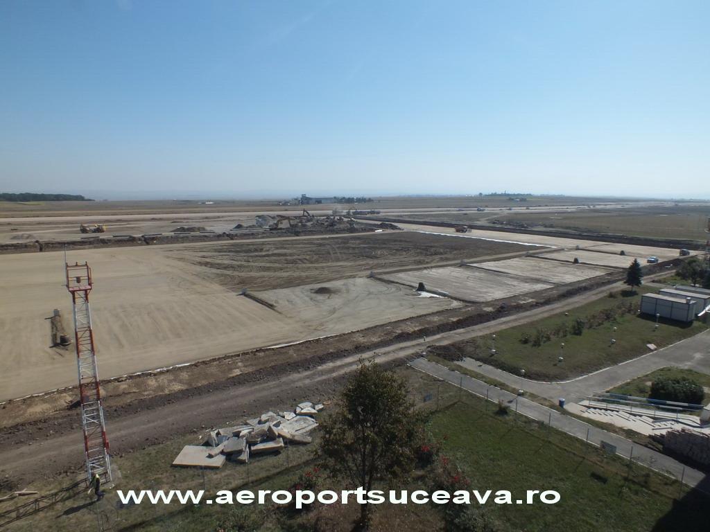 AEROPORTUL SUCEAVA (STEFAN CEL MARE) - Lucrari de modernizare - Pagina 2 DSCF8334