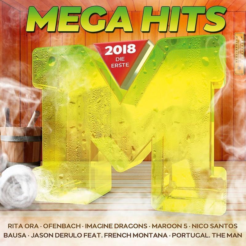 Megahits 2018 - Die Erste Image