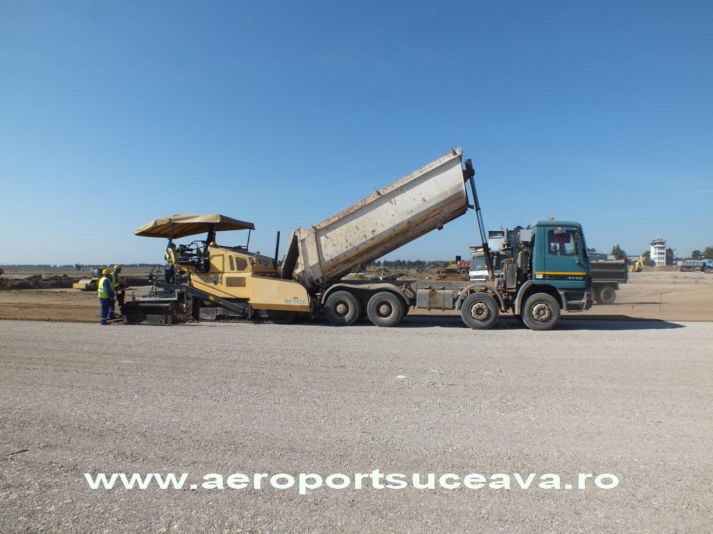 AEROPORTUL SUCEAVA (STEFAN CEL MARE) - Lucrari de modernizare - Pagina 2 DSCF8301