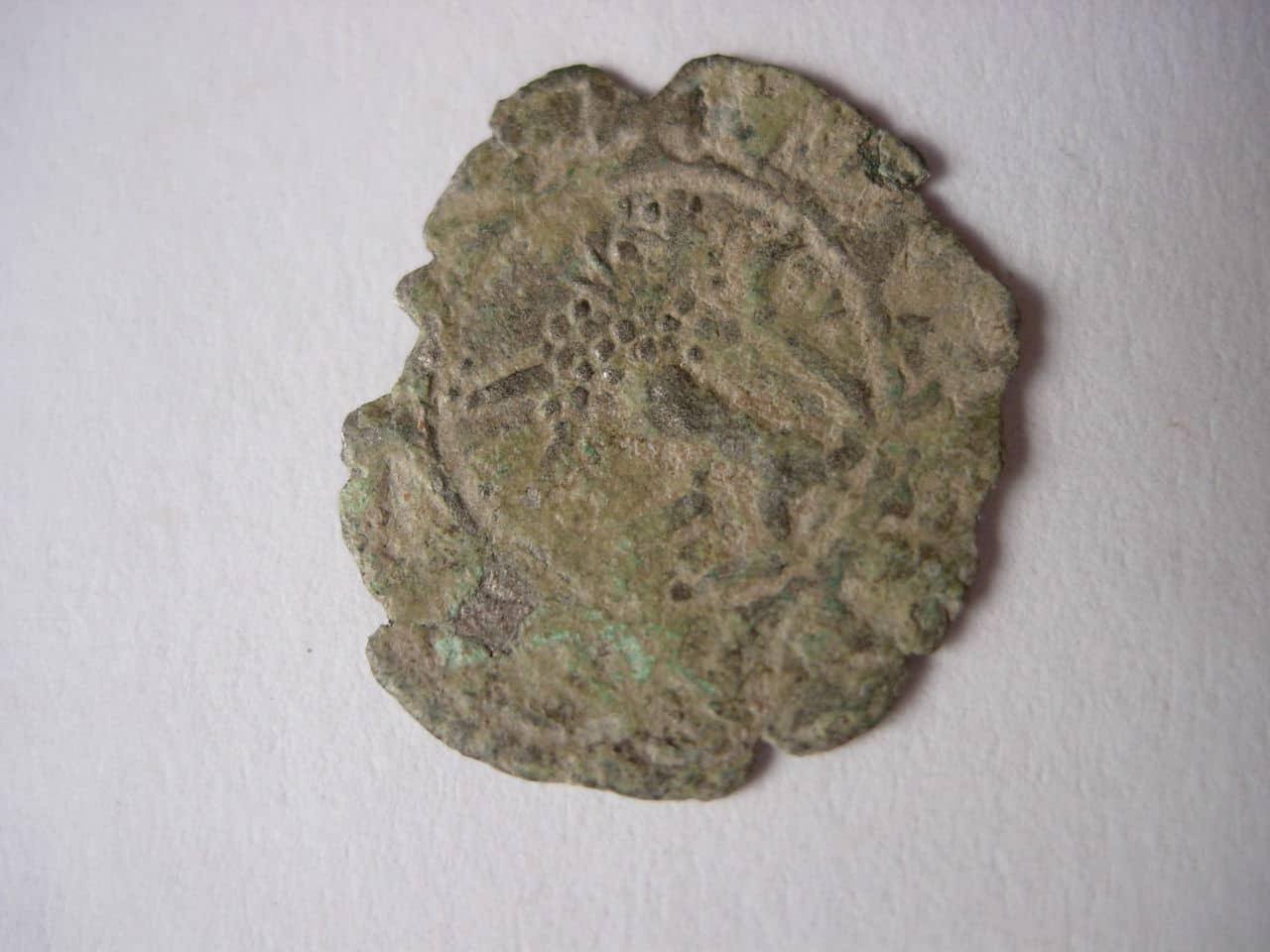 Dinero pepión de Fernando IV (1295-1312) de Sevilla Imagen_048