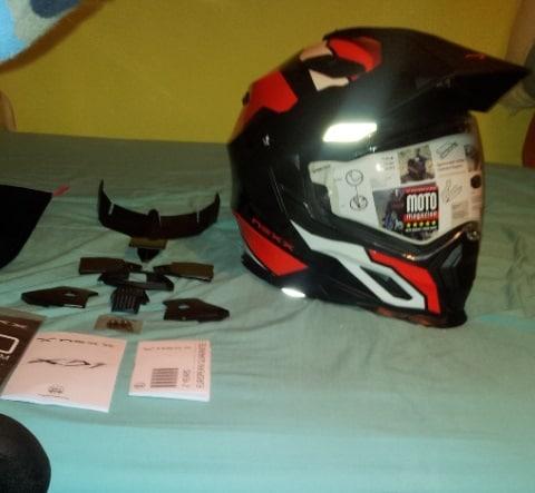 Estrenamos nuevo casco!!!  Nexx_xd1