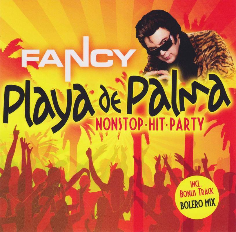 FANCY-FLAC Fancy_-_Playa_De_Palma_Nonstop-_Hit-_Party_front