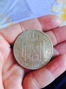 8 Reales 1825 Fernando VII Potosi Carlos32