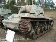 Советский тяжелый танк КВ-1, ЛКЗ, июль 1941г., Panssarimuseo, Parola, Finland  -1_-201