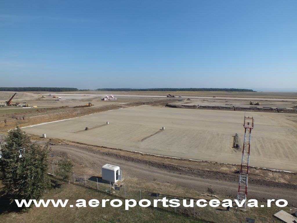 AEROPORTUL SUCEAVA (STEFAN CEL MARE) - Lucrari de modernizare - Pagina 2 DSCF8335