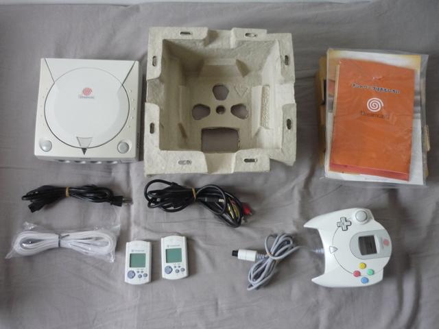 [VDS/TROC] Saturn et Dreamcast Jap jeux P1040195