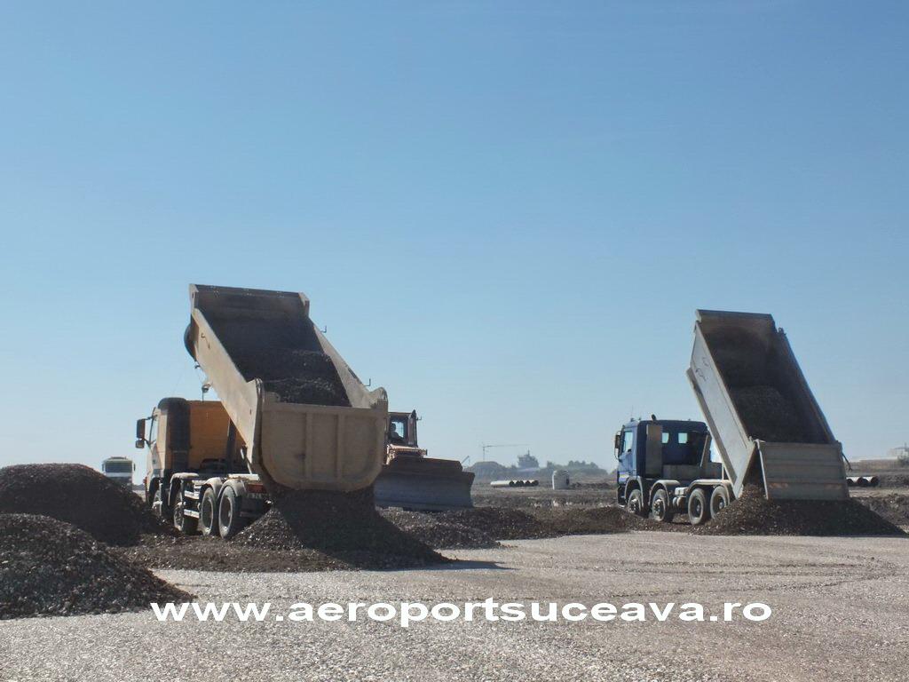 AEROPORTUL SUCEAVA (STEFAN CEL MARE) - Lucrari de modernizare - Pagina 2 DSCF8325