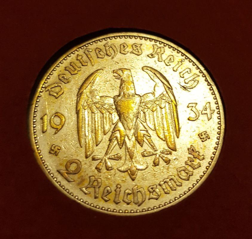Monedas Conmemorativas de la Republica de Weimar y la Rep. Federal de Alemania 1919-1957 20170406_082712