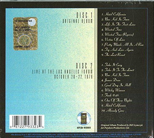 Eagles - Hotel California (40th Anniversary Expanded Edition) Image