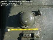 """Советский средний танк Т-34, завод № 183, III квартал 1942 года, музей """"Линия Сталина"""", Псковская область 34_183_072"""