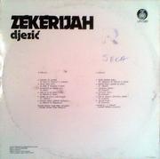 Zekerijah Djezić - Diskografija  1974_b