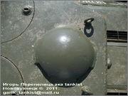 """Советский средний танк Т-34, завод № 183, III квартал 1942 года, музей """"Линия Сталина"""", Псковская область 34_183_057"""